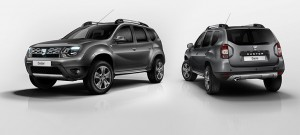 New Dacia Duster