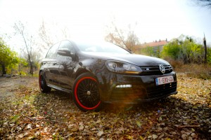 Body kit VW Golf VI Golf 6 R20 Look (2008-up)
