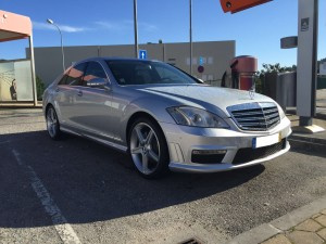 Classic Conversion AMG Body Kit Mercedes-Benz S-Class W221 2005-2012
