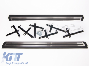 KITT brings you the new Running boards Side Steps VW Tiguan (2007-2012)