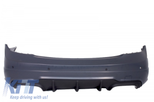 KITT brings you the new Rear Bumper Mercedes C-Class W204 (07-14) Facelift C63 AMG