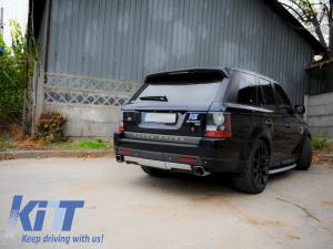 KITT brings you the new Roof Spoiler Range Rover Sport L320 2005-2009 Aubiography Design