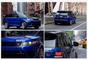 KITT brings you the new Complete Body Kit Land Rover Range Rover Sport L494 (2013-up) SVR Design