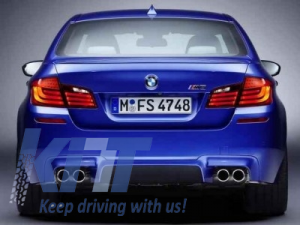 KITT brings you the new Rear Bumper BMW 5 Series F10 (2011-up) M5 Design