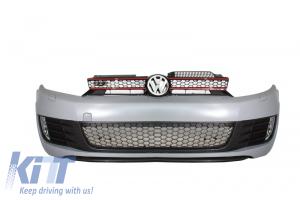 KITT brings you the new Front Bumper Volkswagen VW Golf VI Golf 6 (2008-2013) GTI Look