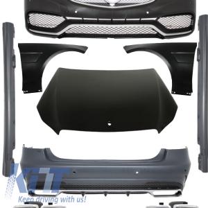 KITT brings you the new Body Kit Mercedes Benz W212 E-Class Facelift (2013-up) E63 AMG Design