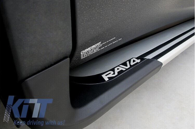Kitt Brings You The New Running Boards Side Steps Toyota