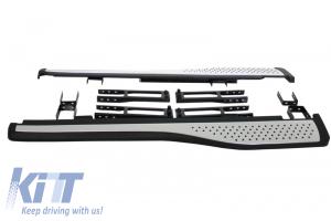 KITT brings you the new Running Boards Side Steps Honda CRV 2012+ IV Generation OEM Design