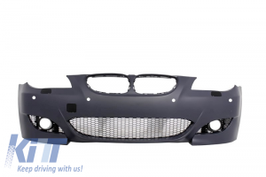 KITT brings you the new Front Bumper BMW 5 Series E60 (2007-2010) M5 Design PDC 18mm