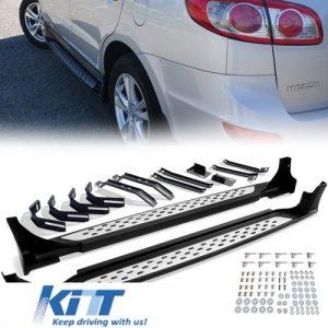 KITT brings you the new Running Boards Side Steps Hyundai Santa Fe 2010-2013