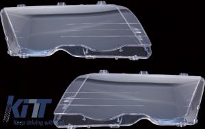KITT brings you the new Headlight Glasses BMW E46 3 Series (1998-2001) Pre Facelift
