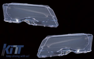 KITT brings you the new Headlights Glases BMW E46 Coupe (1998-2003)