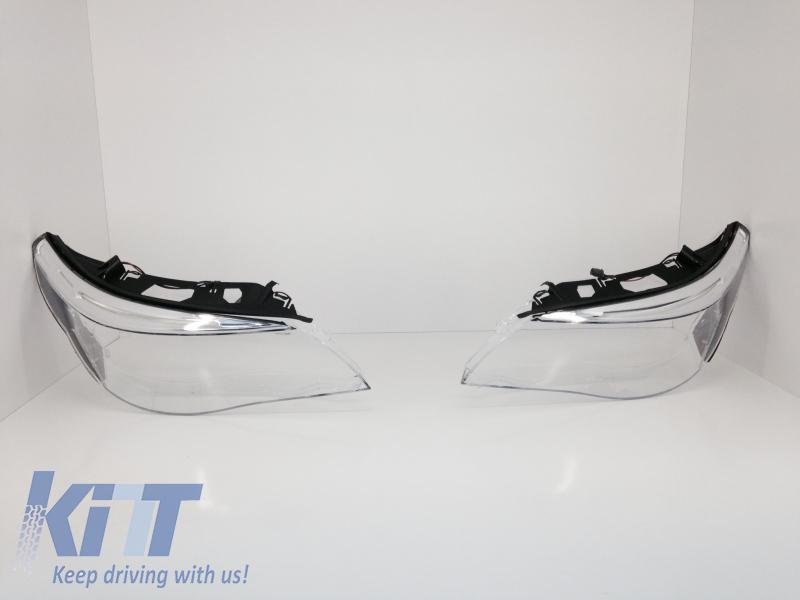 KITT Brings You The New Headlights Lens Glases BMW 5 Series E60