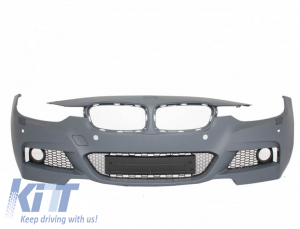 KITT brings you the new Front Bumper BMW 3er F30 (2011-up) M-Technik W/Out Fog Lights
