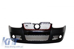 KITT brings you the new Front Bumper Volkswagen Golf Mk 5 V Golf 5 (2003-2008) GTI Design