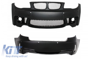 KITT brings you the new Body Kit BMW Series 1 E87 E81 Hatchback (04-11) 1M Design PDC