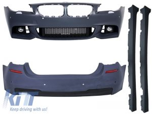 KITT brings you the new Complete Body Kit BMW F10 5 Series (2014-up) Facelift M-Technik Design