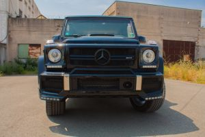 Complete Conversion Body Kit Mercedes Benz W463 G-Class (1989-up) G63 G65 AMG Design