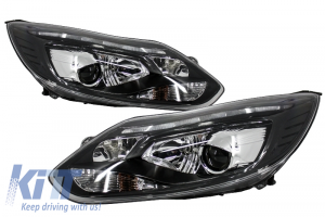 KITT brings you the new LED DRL Headlights Xenon Look Ford Focus III (2011-up)