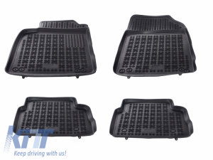 KITT brings you the new Floor mat Rubber Black OPEL Vectra C 2002-2008