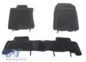 KITT brings you the new Floor mat Black TOYOTA LAND CRUISER J150 IV 2010
