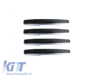 KITT brings you the new Door Handle Land Rover Range Rover Sport (2012-up) Range Rover Evoque (2011-up) Black/Silver