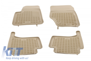 KITT brings you the new Floor mat Beige Vw Tuareg From 2002 and Porsche Cayenne