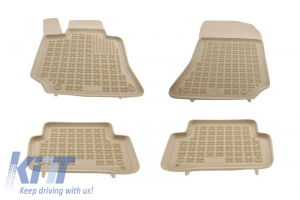 KITT brings you the new Floor mat Beige Mercedes W218 II From 2011
