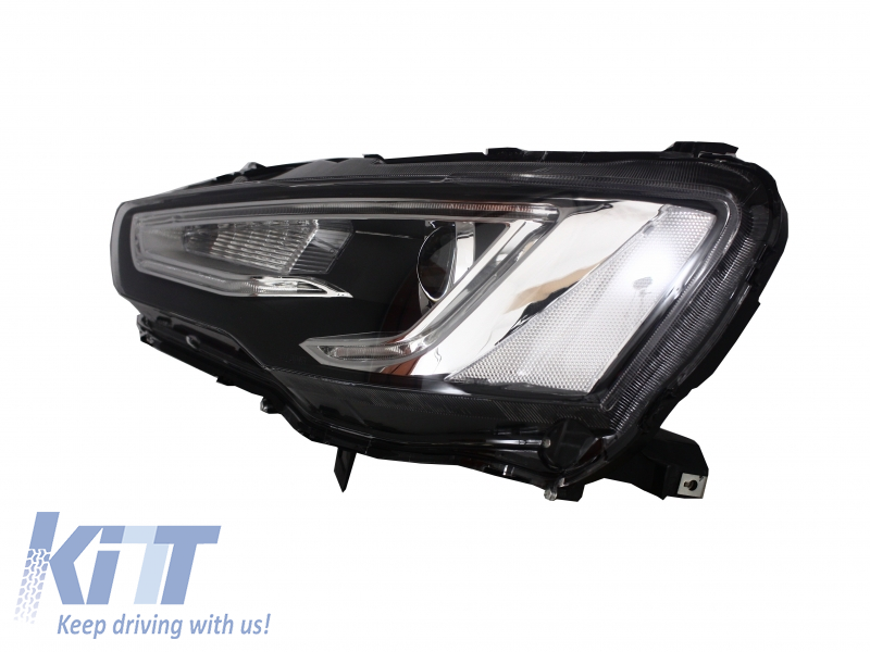 Kitt Brings You The New Headlights Led Drl Mitsubishi