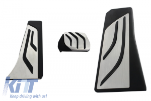 KITT brings you the new KIT OF PEDAL FOOTREST BMW 5 Series F10, 6 Series F13, X3 F25, X4 F26 Automatic