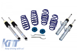KITT brings you the new Adjustable Sport Coilovers Volkswagen Polo Mk5 (6R/6C) 2009–up