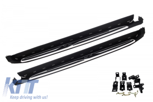 KITT brings you the new Running Boards Side Steps Ford Kuga Escape Mk2 2013+ OEM Design