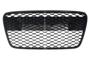 KITT brings you the new   Front Grill Audi R8 2007-2012 Gloss Black