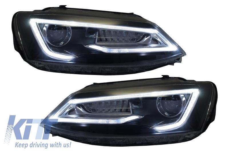 Kitt Brings You The New Headlights Led Drl Vw Jetta Mk6 Vi
