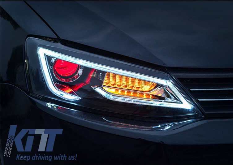 Kitt Brings You The New Headlights Led Drl Vw Jetta Mk6 Vi