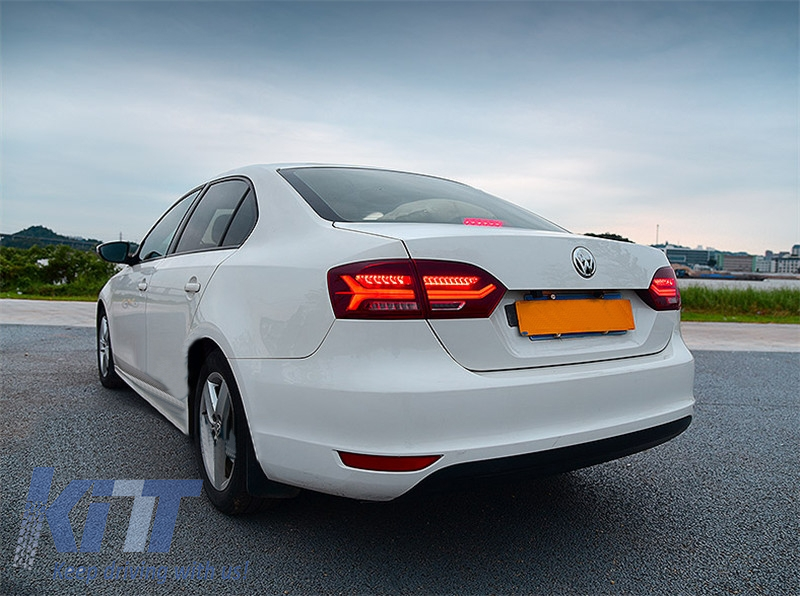 Kitt Brings You The New Taillights Led Vw Volkswagen Jetta