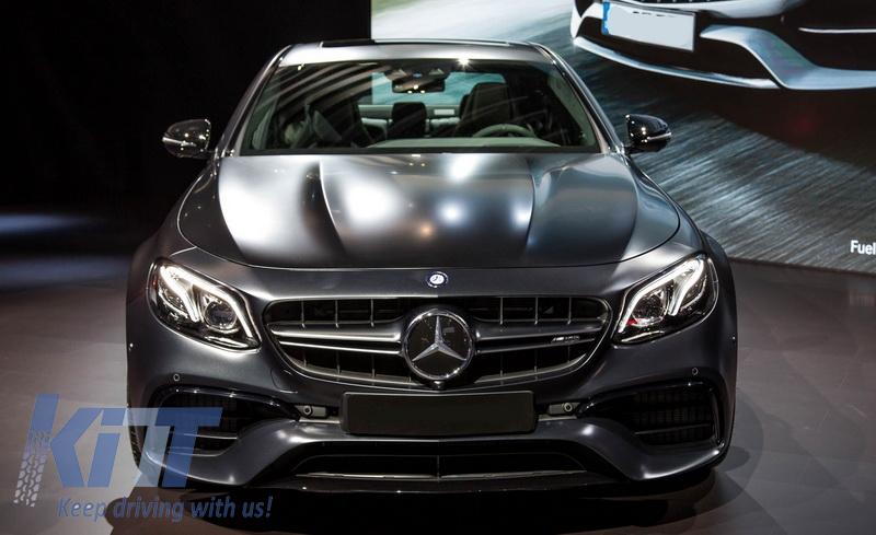 Kitt Brings You The New Complete Body Kit Mercedes Benz E