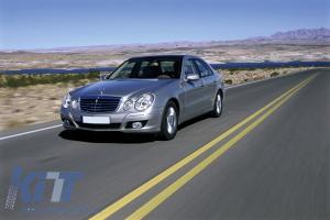 KITT brings you the new Headlights Glasses Mercedes Benz E-class W211 (2002-2008)