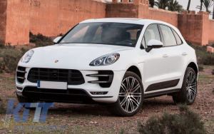 KITT brings you the new Front Bumper Porsche Macan (2014-Up) Turbo GTS Design