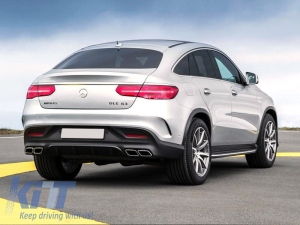 KITT brings you the new Rear Spoiler Mercedes Benz GLE Coupe C292 2015+