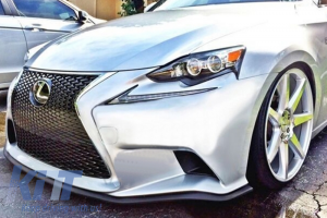 KITT brings you the new Front Bumper Lip Lexus IS XE20 (2005-2013) IS F Sport Facelift XE30 2014-up Design