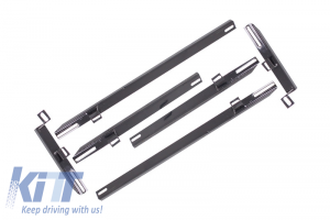 KITT brings you the new Running Boards Side Steps NISSAN X-Trail III (T32) (2013-Up)