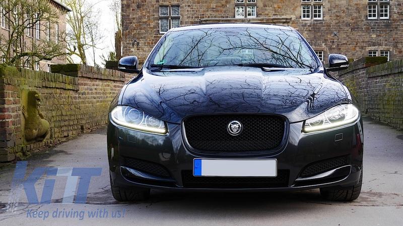 Kitt Brings You The New Front Grille Jaguar Xf Facelift