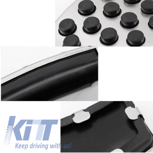 KITT brings you the new KIT OF PEDAL FOOTREST Opel Astra J, Mokka, Insignia Automatic