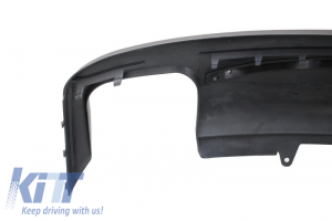 KITT brings you the new Audi A5 8T 4 Doors (2012-2015) S5 Design Rear Bumper Valance Diffuser