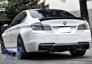 KITT brings you the new BMW M Performance Taillights 5 Series Pre LCI F10 (2011-2014) White Clear LCI Conversion Design