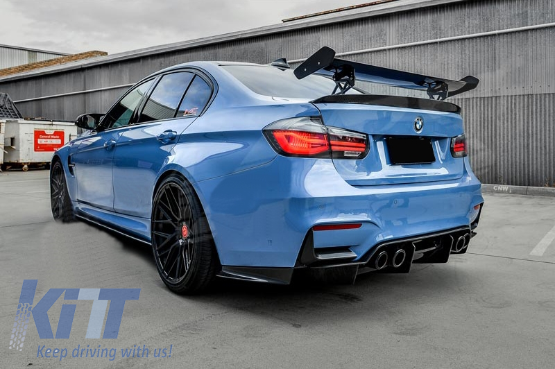 Kitt Brings You The New Bmw M Performance Taillights 3 Series F30
