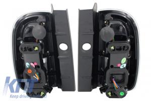 KITT brings you the new LED Taillights Light Bar Dacia Duster (2010-2017) Black