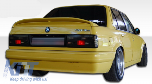 KITT brings you the new Trunk Spoiler BMW E30