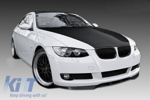 KITT brings you the new Front Bumper Spoiler BMW 3 Series E92/E93 (2006-2012) Coupe Cabrio